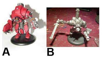 unpainted vs painted