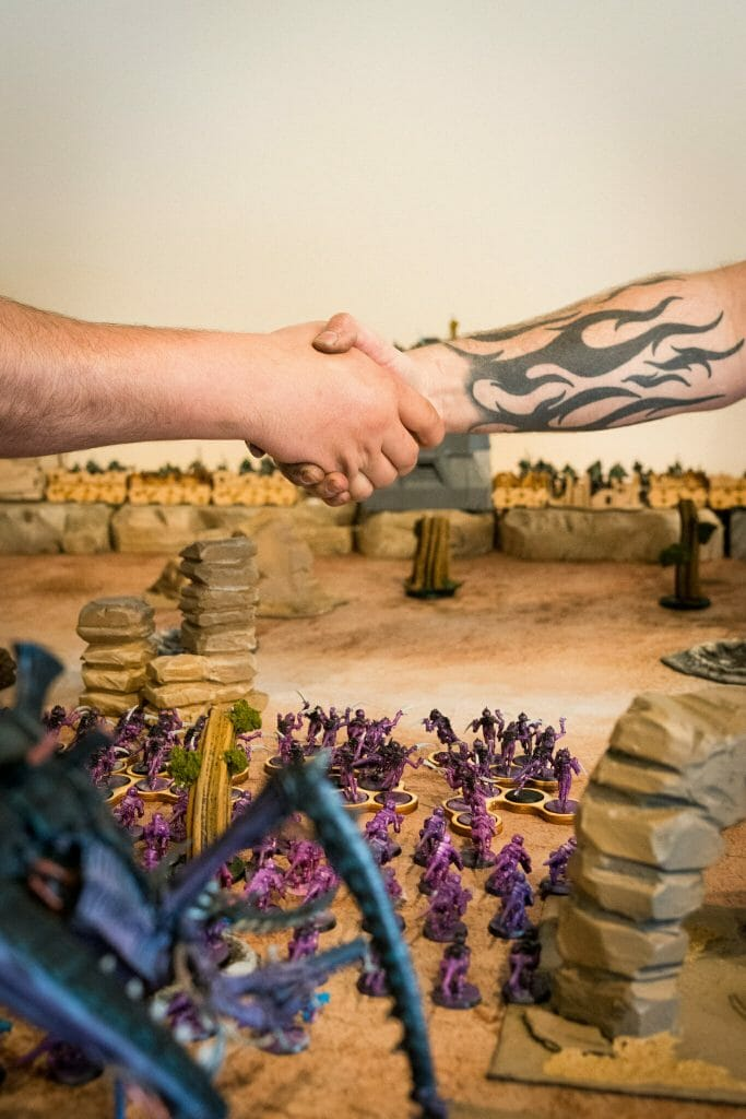 5 Essential Camera Shots For Writing Amazing Battle Reports - 5 Photography Tips for GREAT battle reports - Write better battle reports for wargames and tabletop games