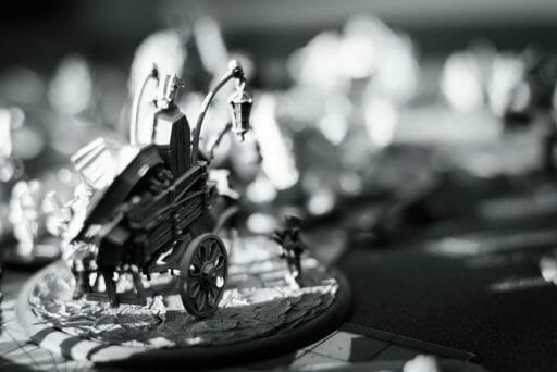 Anxiety: A Tangible Reason to Paint Miniatures