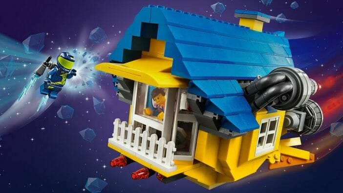 Freedom? Lessons from a Toddler and Legos