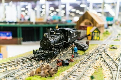 Scale Reference (Model Rail Road and Tabletop Miniature Games)