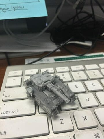 3D Printing Games Workshop and Other Gaming Models: Piracy or Not?