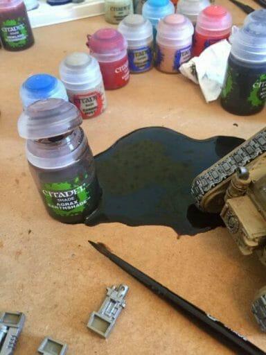 The Worst GW Paint Pots: 5 Easy Steps to Re-bottle Your Citadel Paints