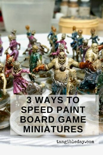 How Do I Speed Paint a Miniature? [Thoughts and Tips]