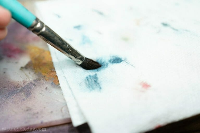 5 Ways to Destroy a Brush: Best Cheap Synthetic Brushes Under $1 - best drybrushes for painting miniatures and blending techniques