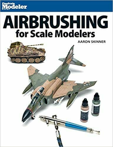 21 Great How-To Books for Painting Miniatures in 2020! (So Far) - airbrushing for scale modelers