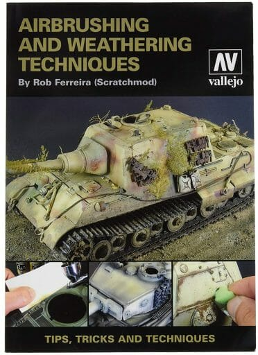 21 Great How-To Books for Painting Miniatures in 2020! (So Far) - vallejo airbrush and weathering techniques
