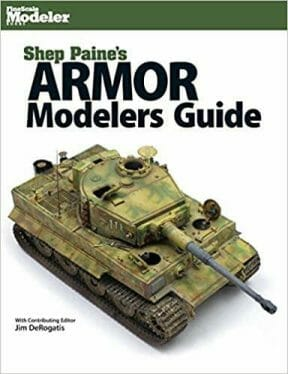 21 Great How-To Books for Painting Miniatures in 2020! (So Far) - shep paine's armor modeling guide
