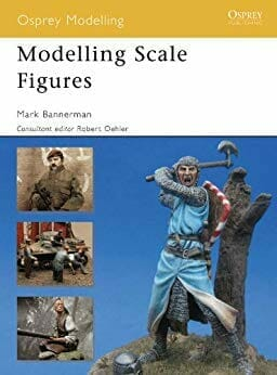 21 Great How-To Books for Painting Miniatures in 2020! (So Far) - modeling scale figures