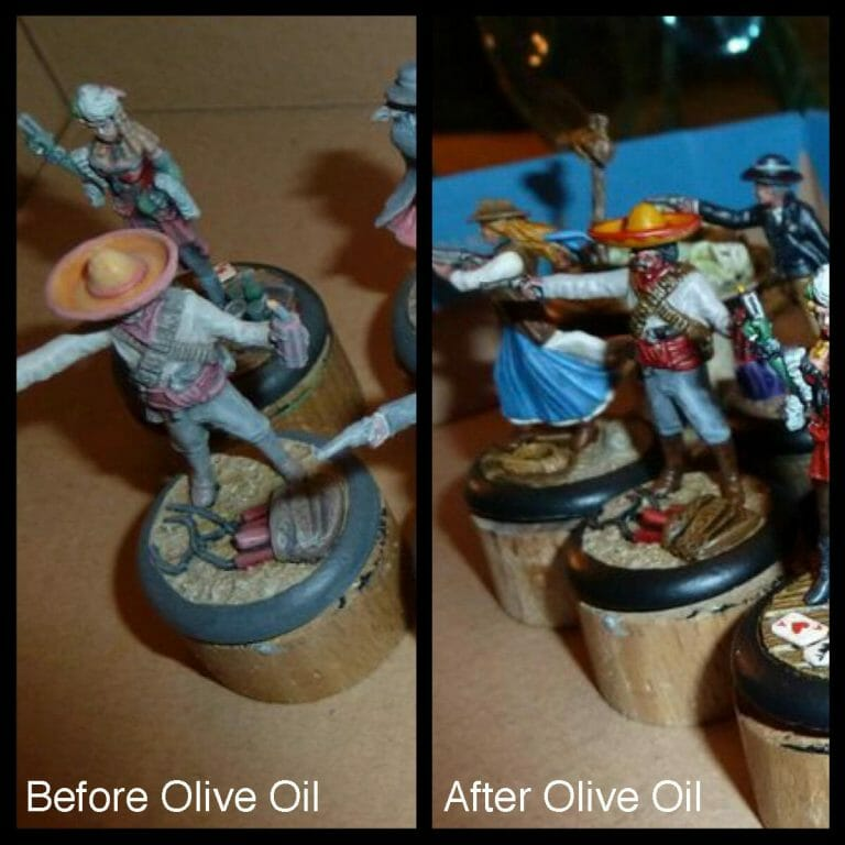 Recommended Varnishes for Miniatures (Best Practice and Use)