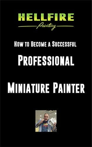 21 Great How-To Books for Painting Miniatures in 2020! (So Far) - how to become a professional miniature painter