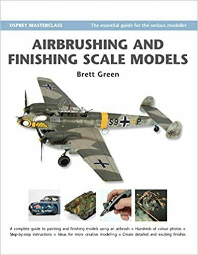 21 Great How-To Books for Painting Miniatures in 2020! (So Far) - airbrushing and finishing scale models
