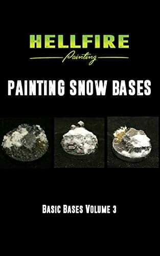 21 Great How-To Books for Painting Miniatures in 2020! (So Far) - painting snow bases