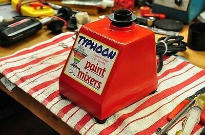 5 Most Powerful Vortex Mixers for Model Paint! - red typhoon paint mixer