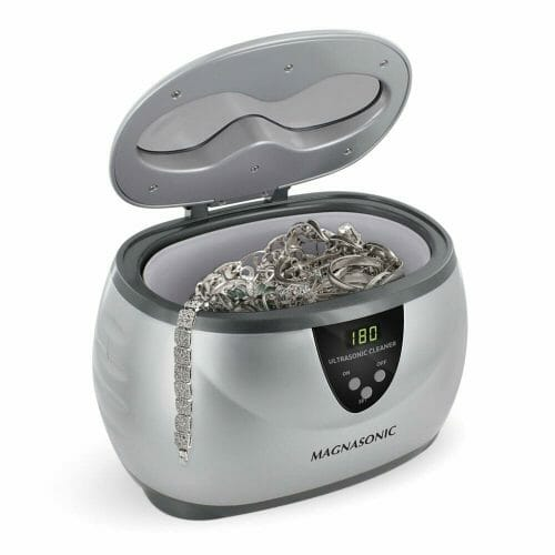 7 Great Ultrasonic Cleaners for Airbrushes and Miniatures - Best ultrasonic cleaner for airbrushes and miniatures - ultrasonic cleaners for cleaning miniatures and models - Magnasonic Professional Ultrasonic Cleaner