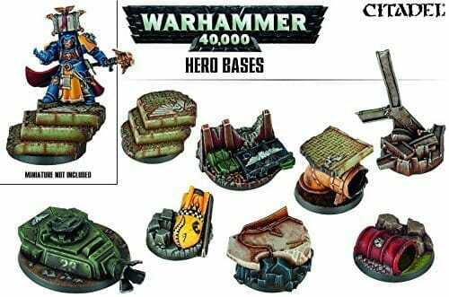 10 Games Workshop Products Replaced by 3D Printing