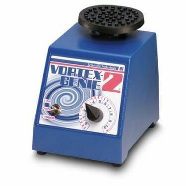 5 Most Powerful Vortex Mixers for Model Paint! Be Warned.... best vortex mixer - alternative typhoon mixer - Vortex Genie 2 blue