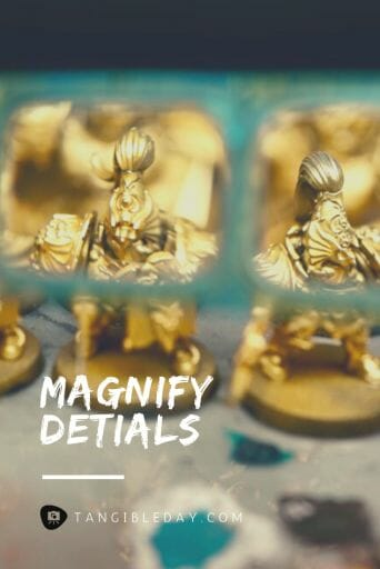 Magnifying Visors for Painting Miniatures (Tips and Recommendation) - best magnifier headband for modeling and painting