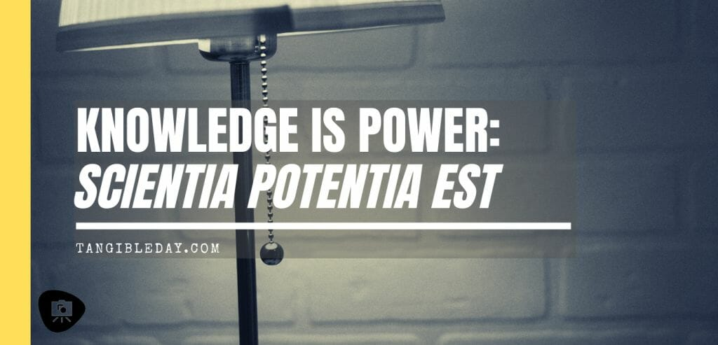 knowledge is power - My Problem with Doctors
