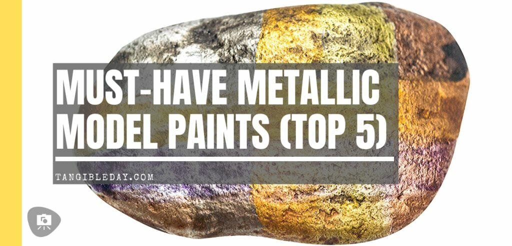 Best Metallic Paints for Painting Miniatures and Models - Metallic Model Paint Review and Guide