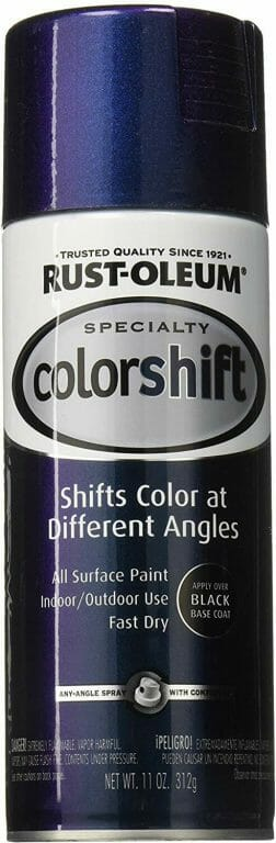Color shift spray paint for miniatures? best metallics for painting miniatures and models - Recommended metallic model paints