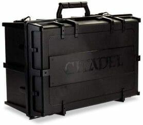 Citadel Crusade Case (Army Transport): Worth It? Citadel army transport case review - Citadel Crusade case