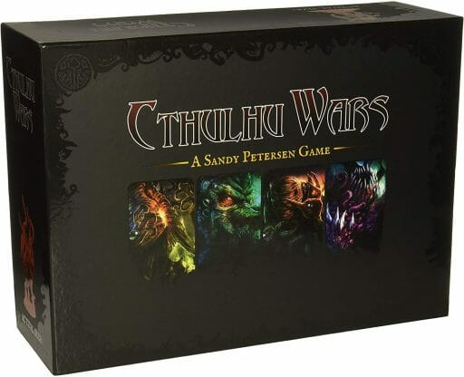 How to Paint Board Game Miniatures: Cthulhu Wars  - where to buy cthulhu wars? Alternate games similar to Cthulhu Wars