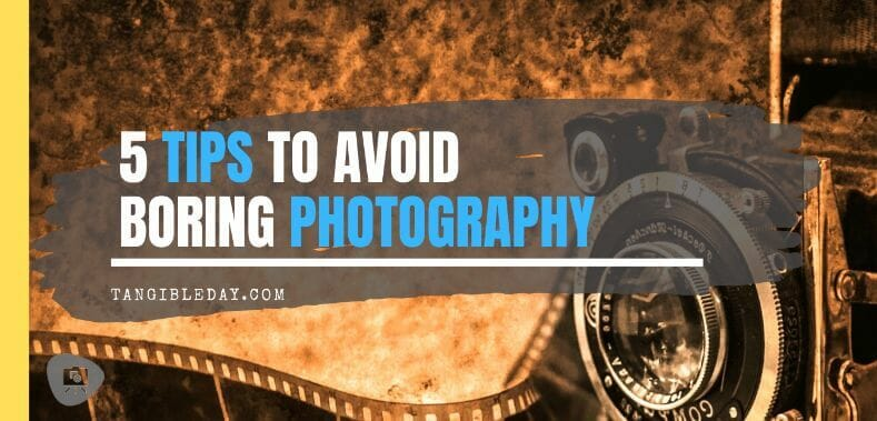 """5 Ways to Avoid Boring """"Hobby"""" Photography - how to be a better hobby photographer - photography for hobbyists - scale modeling photography - How to take better photos of miniatures - banner"""
