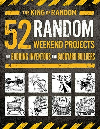 Too many hobbies. Why do we have hobbies? Why you need hobbies and what these fun activities do for you, personally? I need a new hobby, check out why - Here are 52 random weekend projects.