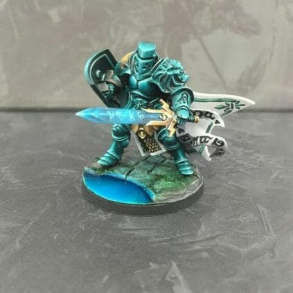 Stormcast Eternal Paint Schemes - 9 Color Motifs - how to paint stormcast eternals - color schemes for stormcast eternals, liberators, celestants, and other Age of Sigmar models from the Stormcast Eternal range - 9 color schemes for Stormcast Eternal models and miniatures from Citadel Games Workshop - teal or green blue