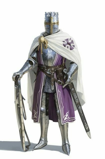 Stormcast Eternal Paint Schemes - 9 Color Motifs - how to paint stormcast eternals - color schemes for stormcast eternals, liberators, celestants, and other Age of Sigmar models from the Stormcast Eternal range - 9 color schemes for Stormcast Eternal models and miniatures from Citadel Games Workshop - a purple crusader knight
