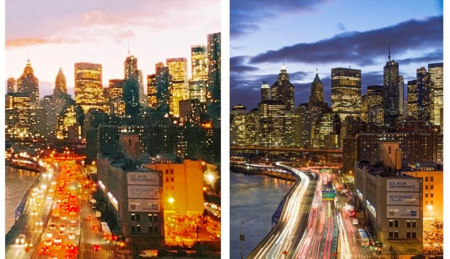 Night photography - night time photography and how to take pictures at night - Night light photography and how to take pictures at night - what night photography settings - smartphone versus regular camera night time photography