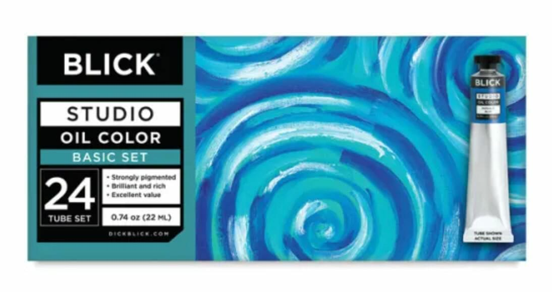 Blick-Studio-Oil-Colors