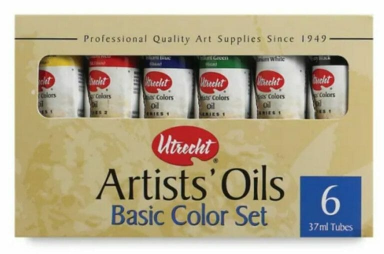 Best oil paints for miniatures and models - how to use oil paints for painting minis - miniature painting oils - painting miniatures with oil - best oil paint for miniature painting  - Utrecht oil paints review