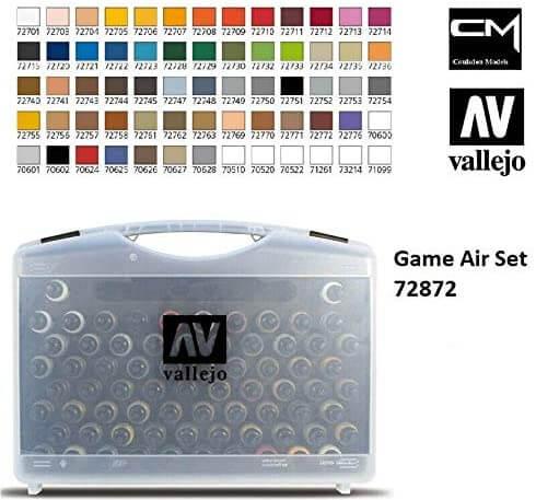 Vallejo-Game-Air-Paint-Case-Set