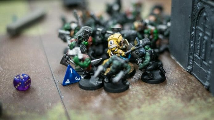 How to beat a bigger army with a smaller force - business wargaming - miniature wargaming strategy - principles for winning against bad odds - wargaming strategy for victory - miniature tabletop gaming - how to win against a larger army - Know No Fear!