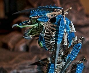 Tyranid color paint schemes – how to paint tyranids – tyranid paint schemes – tyranid army scheme – tyranid color scheme – How to choose Tyranid army color scheme – Tyranid Warhammer 40k colors – Hive fleet color schemes – Hive fleet paint scheme – darker blue