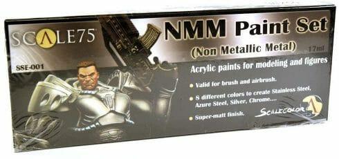 Top 10 best miniature paint set – best miniature paint sets review  – miniature painting kits and supplies - NMM paint set
