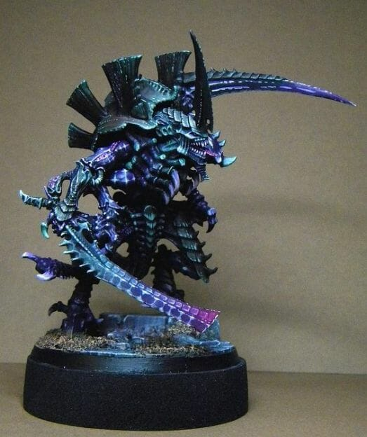 Tyranid color paint schemes – how to paint tyranids – tyranid paint schemes – tyranid army scheme – tyranid color scheme – How to choose Tyranid army color scheme – Tyranid Warhammer 40k colors – Hive fleet color schemes – Hive fleet paint scheme – blue and purple