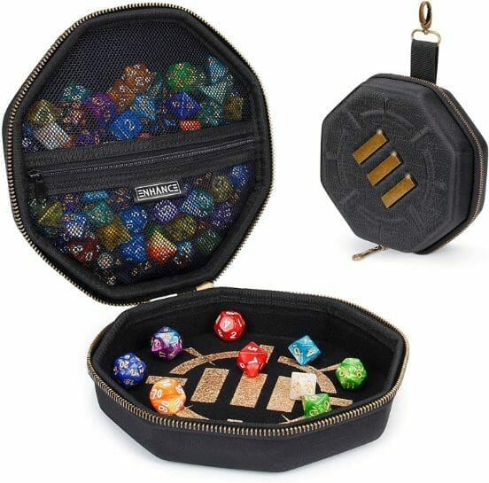 ENHANCE-Tabletop-Gaming-Dice-Case-and-Dice-Rolling-Tray