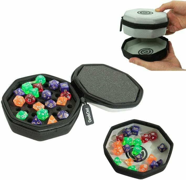 Padded-Dice-Case-with-tray