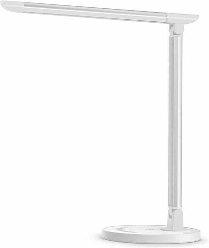 15 Cool Office Lamps for Any Workspace – cool desk lamps – cool lamps – office lamp ideas – unique desk lamps – best lamps for office work – unique office lamp - LED Desk Lamp