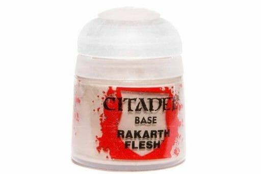 Best 26 Citadel Paints for Your Model Paint Collection – most useful model paints – best acrylic paints for new painters – best citadel paint set – best citadel paint – versatile model paint – games workshop paint sets - Rakarth Flesh