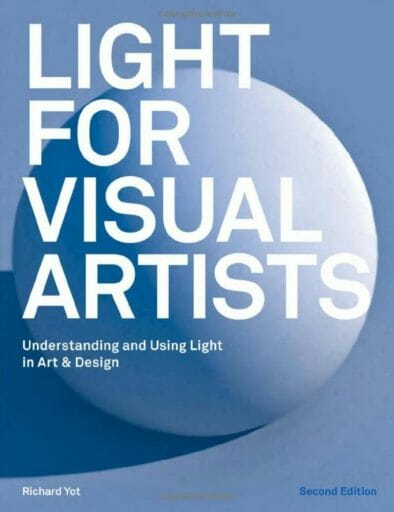 How to take better miniature pictures with a ring light - how to improve your miniature photography - why good light helps improve your miniature and model photography - book cover for light for visual artists