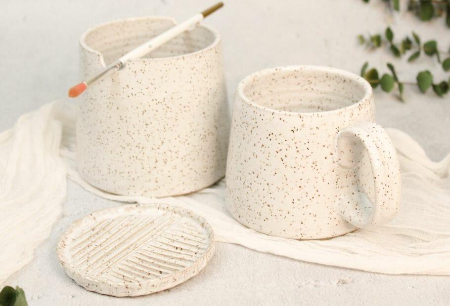 Paint-water-cup-Matching-Mug