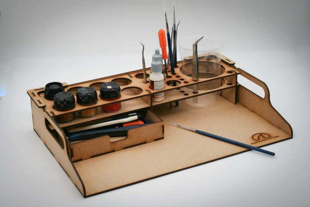 Painting-station-modular