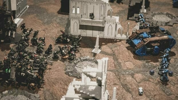 Is Warhammer 40K Worth It? Why You Need to Play Warhammer 40k - Is Warhammer 40k expensive? - Should I start playing warhammer 40000 - why you should play WH40k - worlds collide in the Warhammer universe