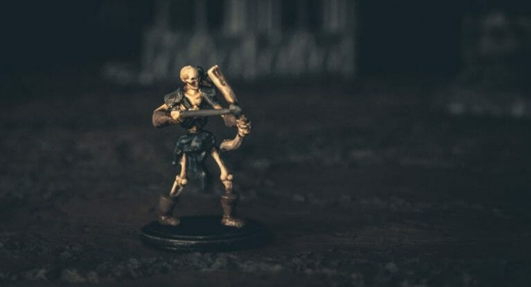 """Guide for """"Dipping"""" Miniatures to Speed Paint (Army Painter Quickshade Review) - Minwax Polyshades miniatures – Army Painter Quick Shade Alternatives – minwax polyshades for miniature painting - army painter quickshade review - army painter strong tone wash - matte varnish and photogenic"""