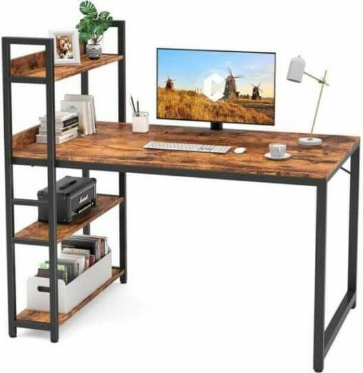 Best miniature painting desks - best hobby desk for miniatures and models - painting desks for miniatures - recommended desks for painting miniatures - computer office desk for painting minis