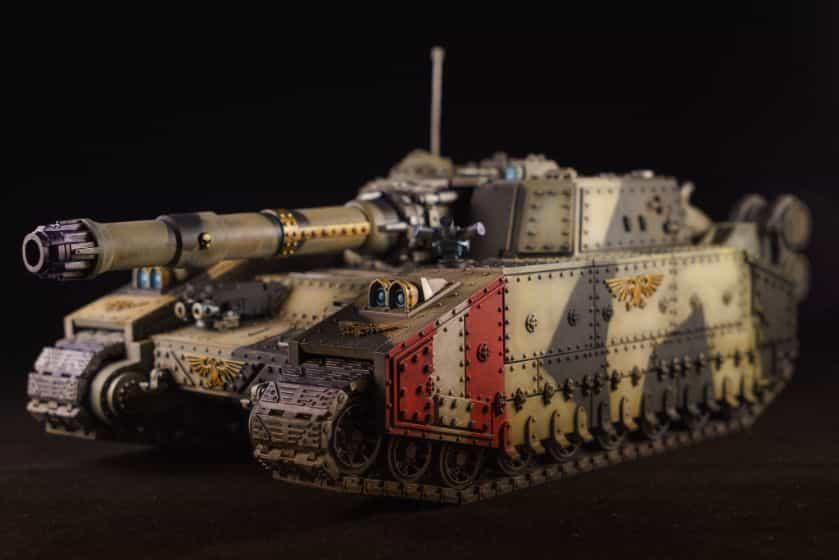 """Guide for """"Dipping"""" Miniatures to Speed Paint (Army Painter Quickshade Review) - Minwax Polyshades miniatures – Army Painter Quick Shade Alternatives – minwax polyshades for miniature painting - army painter quickshade review - army painter strong tone wash - tank with oil paints"""